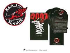 N.E.W. 200 Foundation Fun Run 2007