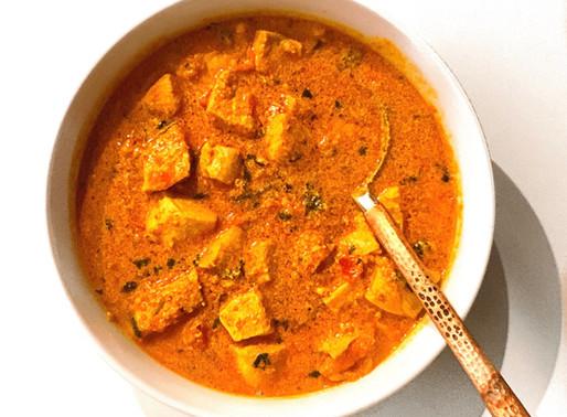 Mahi Mahi Fish Curry