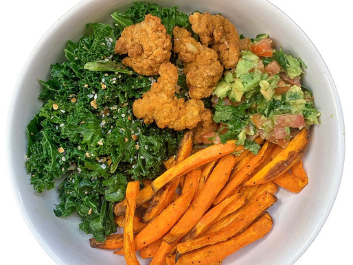 Sweet & Spicy Lunch Bowl
