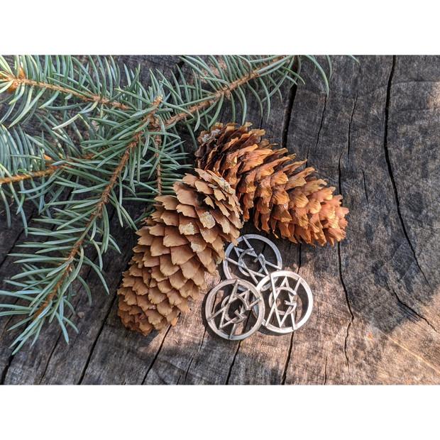 Winter Gift Market Tokens