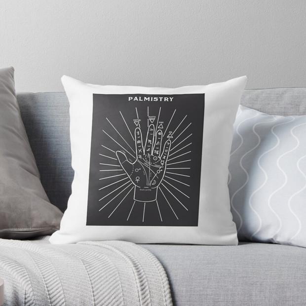 Palmistry Graphic