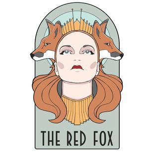 The Red Fox Illustration
