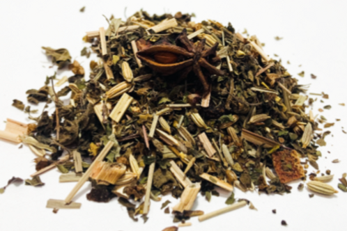 Té herbal Yoga