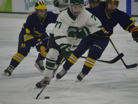 RECAP: Division 1 Spartans Take Down Michigan For Second Time