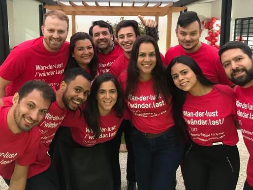 ETC Intercâmbio beneficia Soul Bilíngue em ação de Natal Solidário