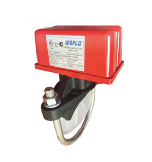 Detector de flujo de agua UL / FM