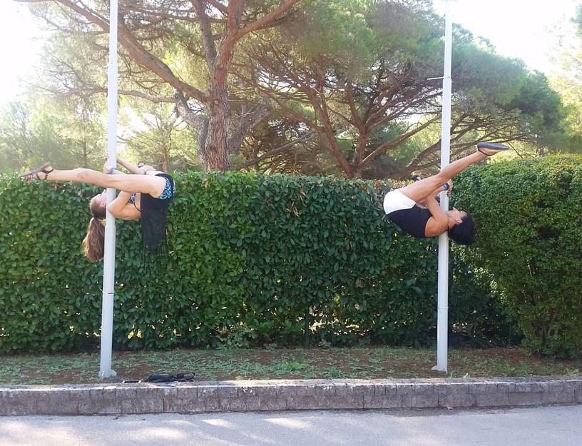 Poledancerky na dovolené :-)