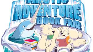Fall Book Fair - Oct 21 - 25th