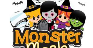 Monster Mash - Oct 25th Gr 5 & 6