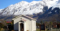 Anglican Church, Glenorchy, New Zealand
