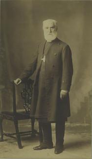 Samuel Nevill : first Bishop of Dunedin visits Arrowtown and Queenstown