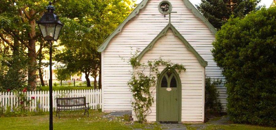 St Paul's Church, Arrowtown, New Zealand