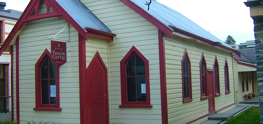 St Peter's Queenstown Parish Centre