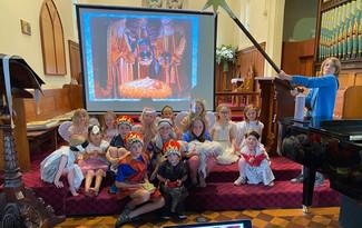 Christmas Eve 2020 : Children's Service