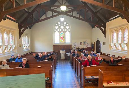 Pentecost 2020 : An Historic Day