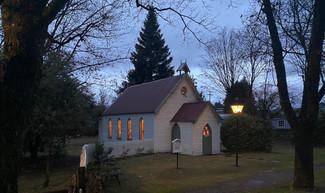 Trinity Sunday : Dawn at St Paul's