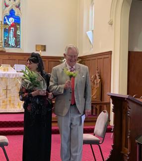 Julian & Ella : 50 years of marriage