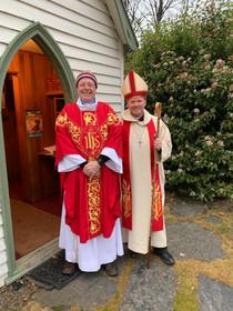 Bishop Steven in The Wakatipu June 2020