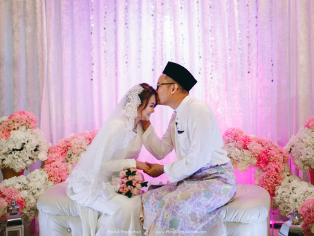 Zahid & Esther. Chinese & Malay Wedding