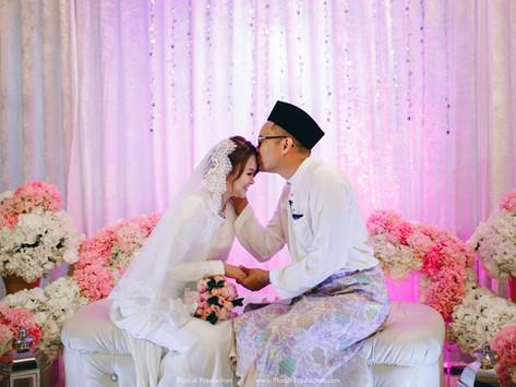 Zahid & Esther. Chinese & Malay Wedding