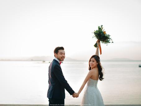 Kuok Liang & Sarah. Penang Pre Wedding