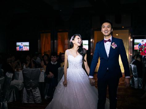 Koon Hau + Sue Ann. Chinese Wedding // Grand Imperial