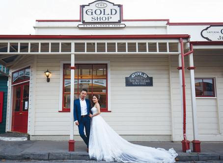 Jason + Anna . New Zealand