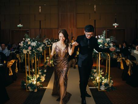 Shu Ren + Pei Wen. Chinese Wedding