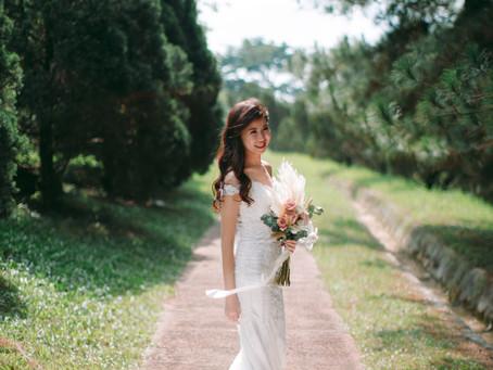 Alex & Nicole . Natural & Rustic Pre Wedding at Klang Valley