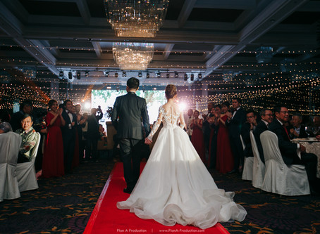 Michael + Kelly . Grand Wedding at The Majestic Kuala Lumpur