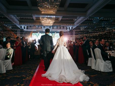 Michael + Kelly . Grand Wedding at The Majestic Kuala Lumpur