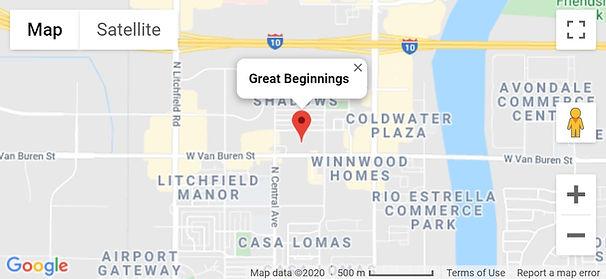 Great Beginnings Preschool in Goodyear Arizona