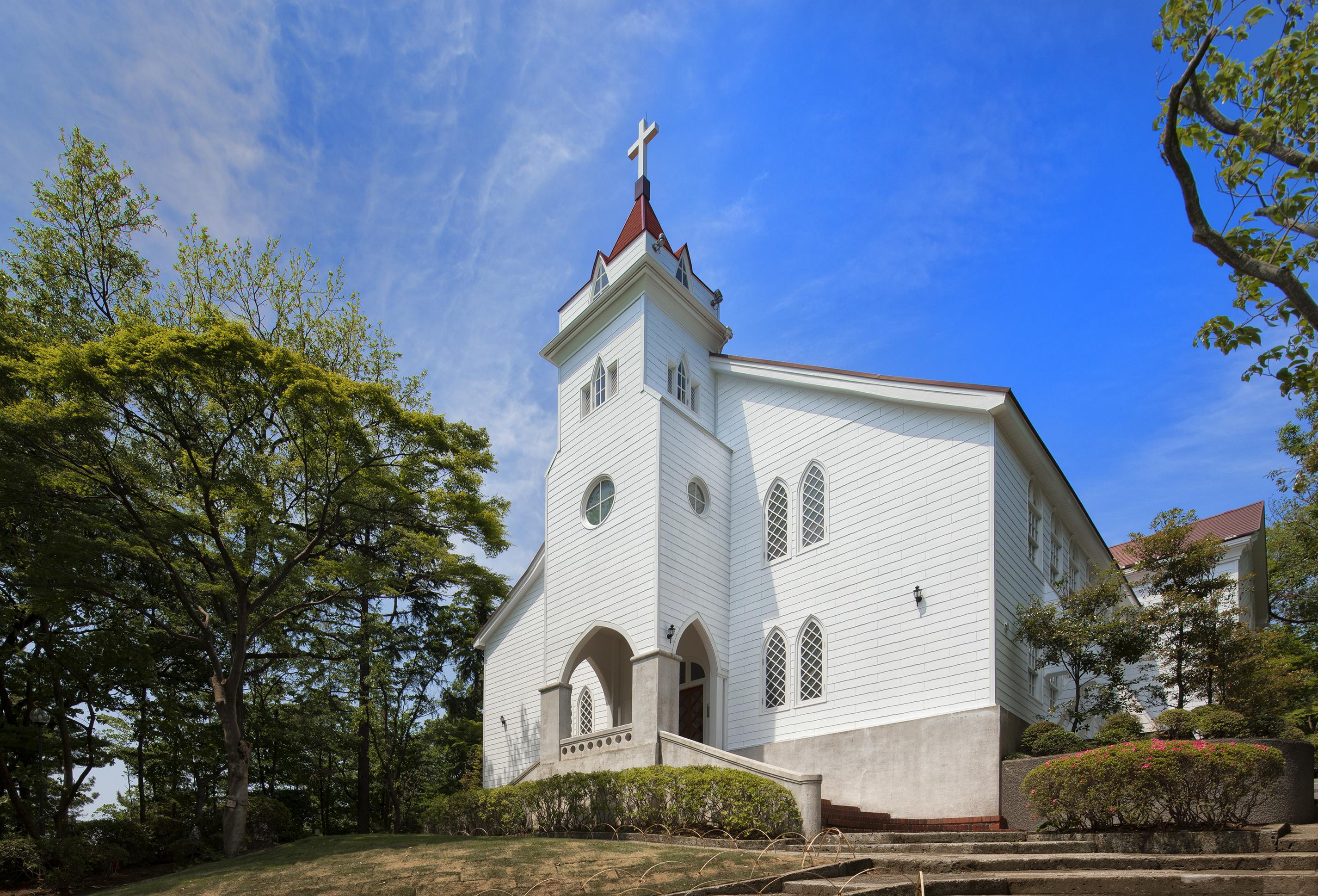 玉川学園礼拝堂