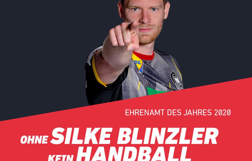 Silke Blinzler - Gewinnerin Ehrenamtskampagne