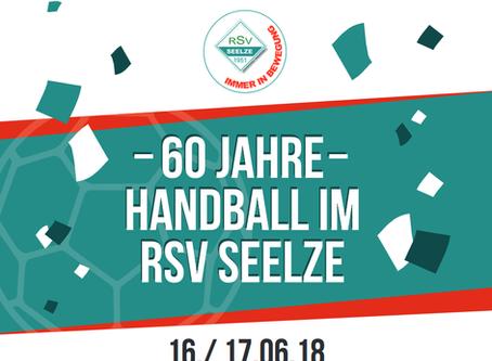 60 Jahre Handball im RSV Seelze