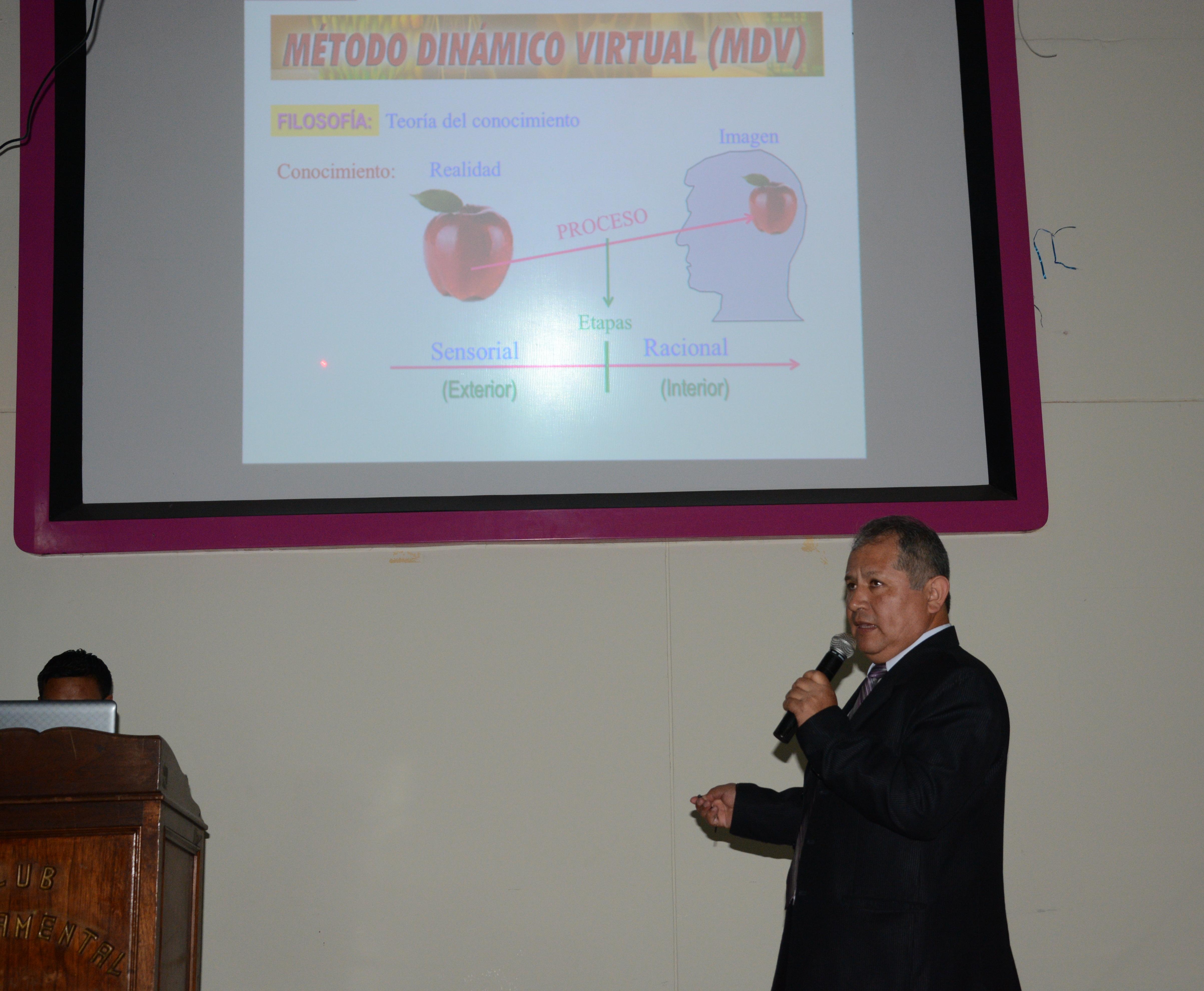 Presentación del MDV