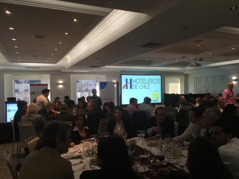 Segundo Almuerzo de Camaradería - Hoteleros Chile