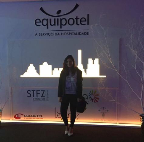 Equipotel 2017- São Paulo,Brasil