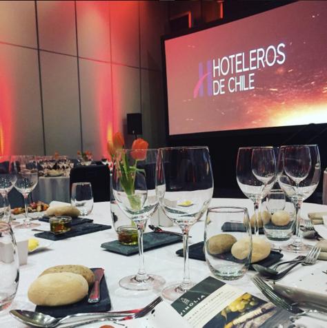 Primer Almuerzo de Camaradería Hoteleros Chile