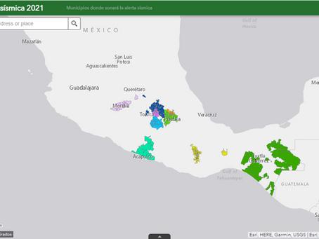 La CNPC menciona que Chiapas cuenta con Alerta Sísmica; CENAPRED reconoce solo al SASMEX
