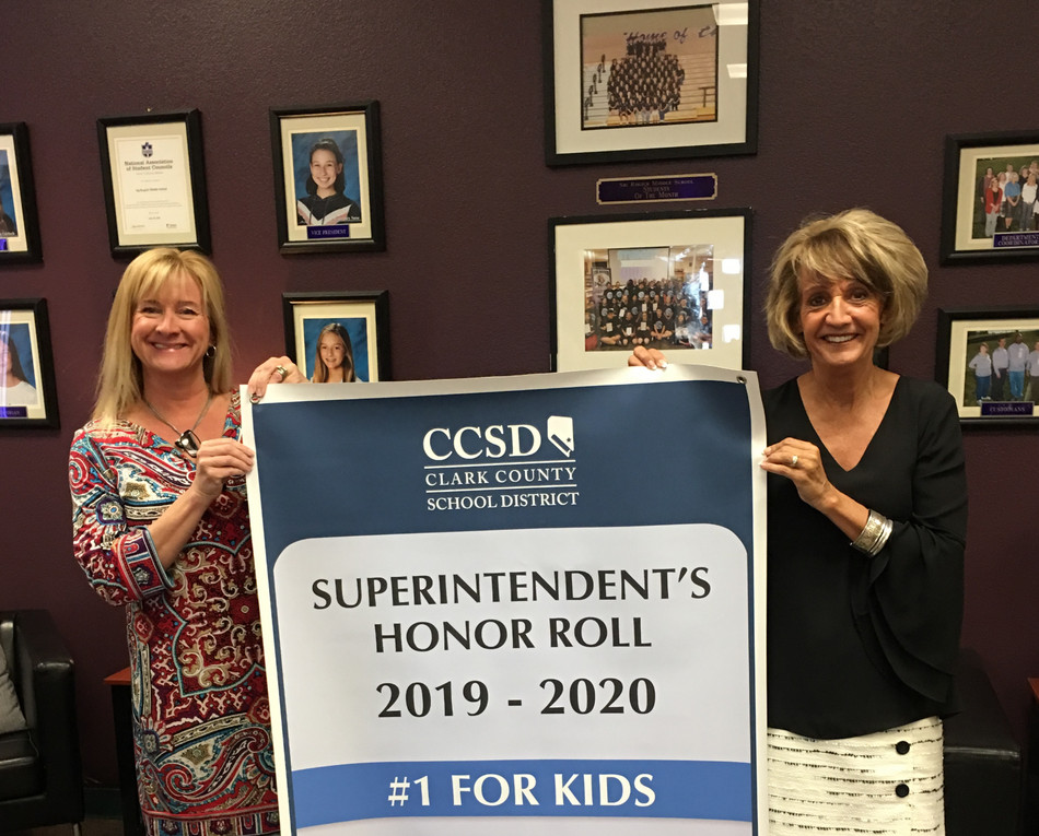 Supt. Honor Roll