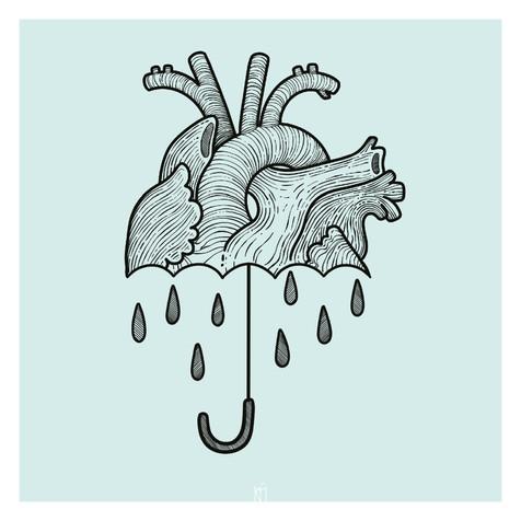 Paraguascorazón Kmin Tattoo