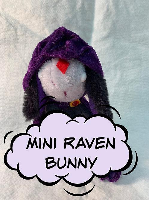 Mini Raven Bunny