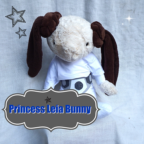 Princess Leia Bunny