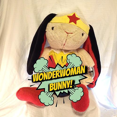 Wonder Woman Bunny