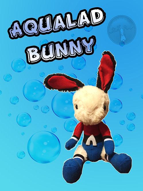 Mini Aqualad bunny