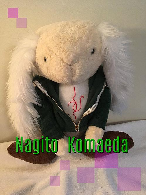 Nagito Komaeda Bunny