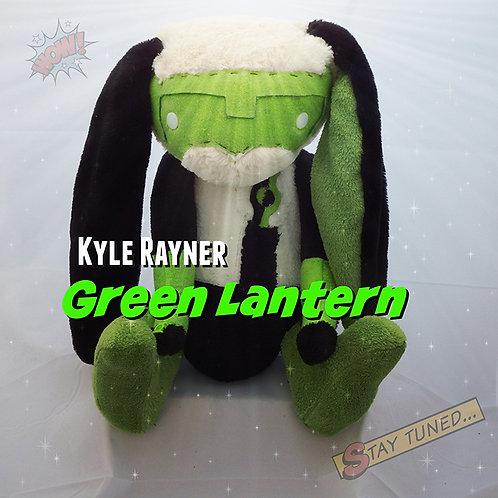 Kyle Rayner Green Lantern Bunny