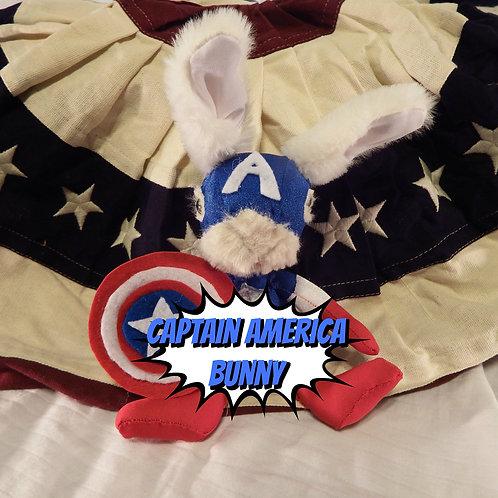 Mini Captain America bunny