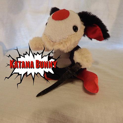 Mini Katana Bunny